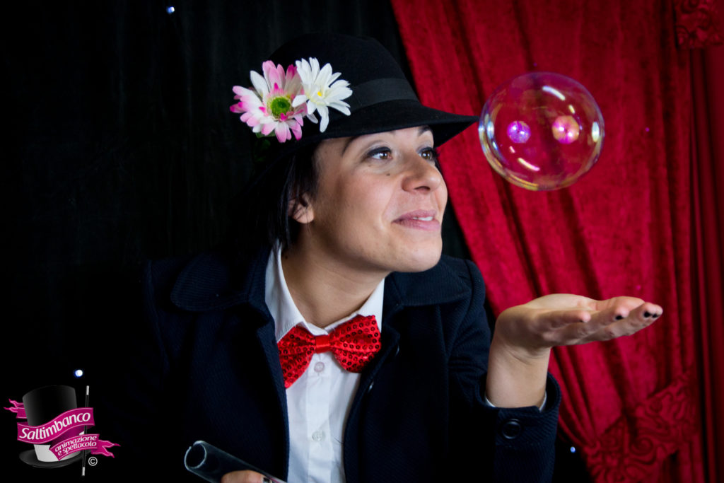 Clarabella-bolle- Mary-Poppins-animatrice-feste